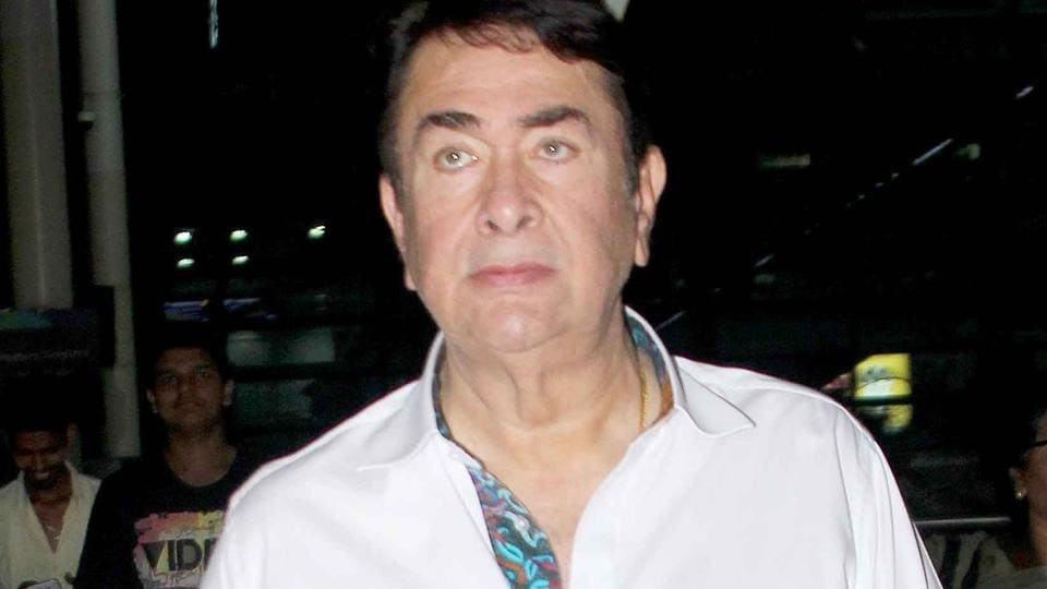 Randhir Kapoor,Rishi Kapoor,Bollywood