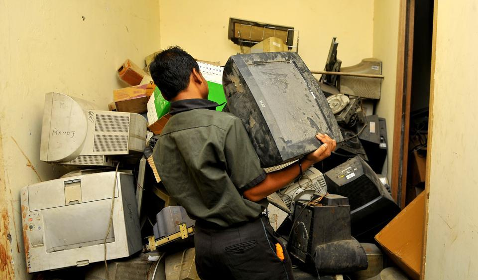Industry estimates suggest that the NCR region produced around 68,000 metric tonnes of e-waste in 2016.