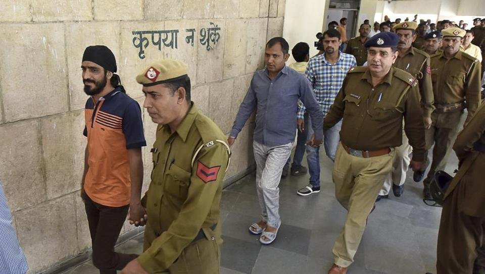A Gurgaon district court awarded a life sentence to 13 people last Saturday. Four convicts were given five years' imprisonment and most of them have already spent about 4 years in jail as undertrials.