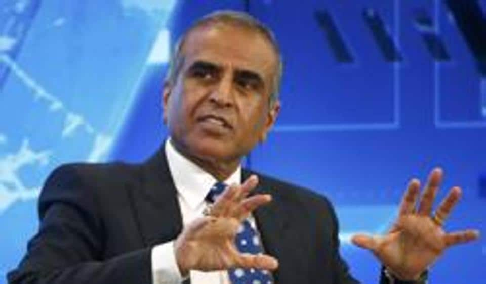 File photo of Sunil Bharti Mittal, Chairman of Bharti Enterprises attends the World Economic Forum (WEF).