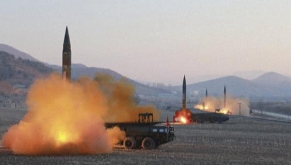 Donald Trump,Barack Obama,North Korea