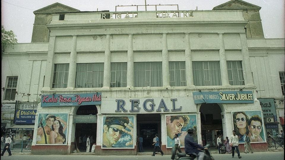 One of the owners Vishal Choudhary said that he has applied for the permission to open a multiplex in the heritage building and has got 60% of the proposals cleared. (S Burmaula/HT File Photo)