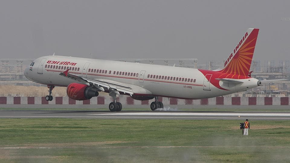 Air India,Bird hit,Flight bird hit