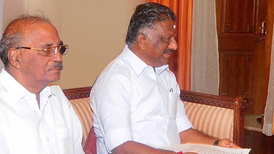 Madhusudhanan,Panneerselvam,RK Nagar