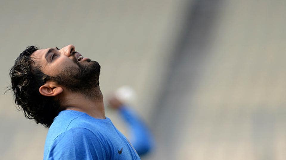 Rohit Sharma had just made a comeback form a three-month long injury layoff.