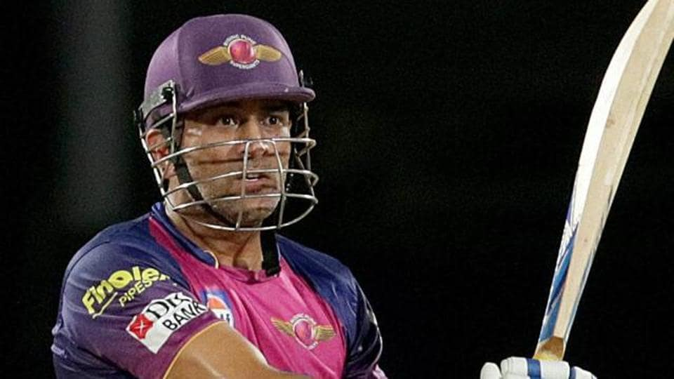 Rising Pune Supergiant have dropped the 's' at the end of their name for IPL 2017.