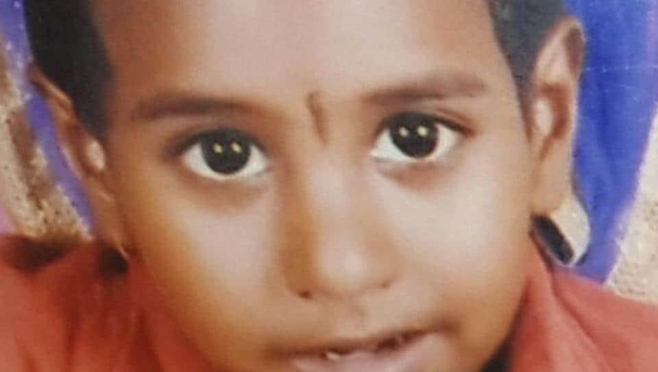 Five-year-old Mauli was strangled to death.