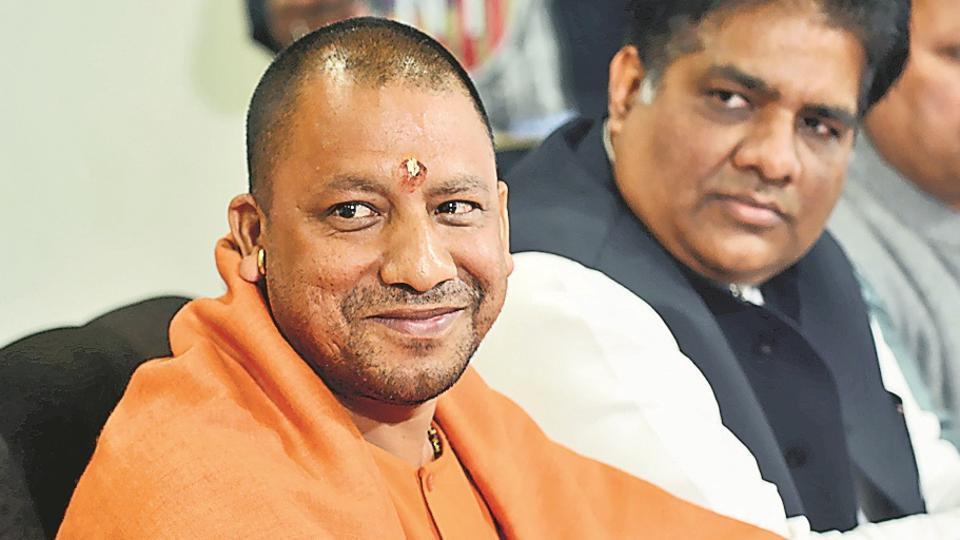 Army hair cut,Chief Minister Aditya Nath Yogi,Jawed Habib