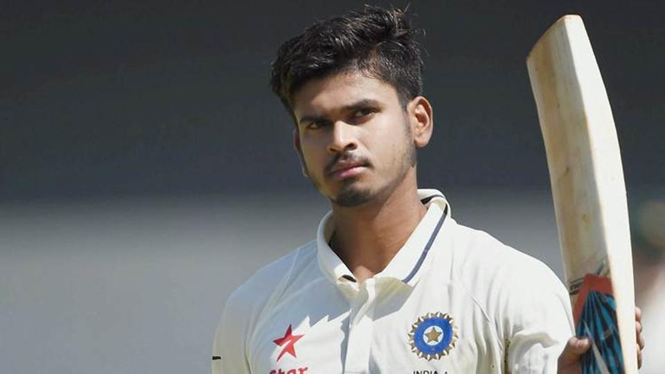 Shreyas Iyer was called up as a cover for the injured VIrat Kohli ahead of Dharamsala Test.
