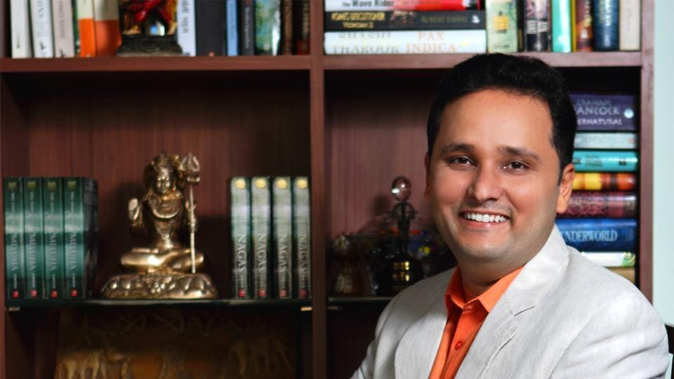 Amish Tripathi,Rama,Scions of Ikshvaku