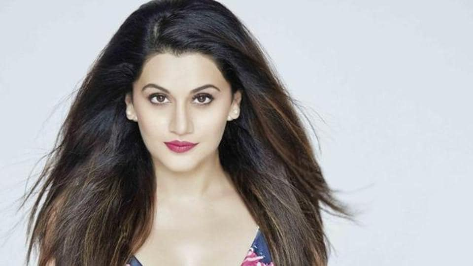 Taapsee Pannu will son be seen in Naam Shabana.
