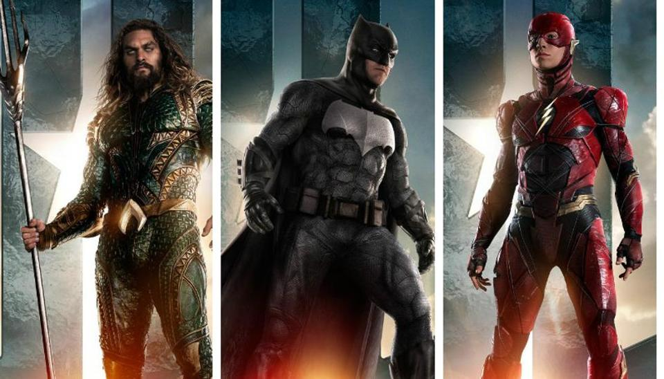 Justice League is slated for a November release.