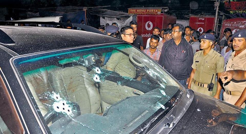 Dhanbad murder,MLA,Jharia