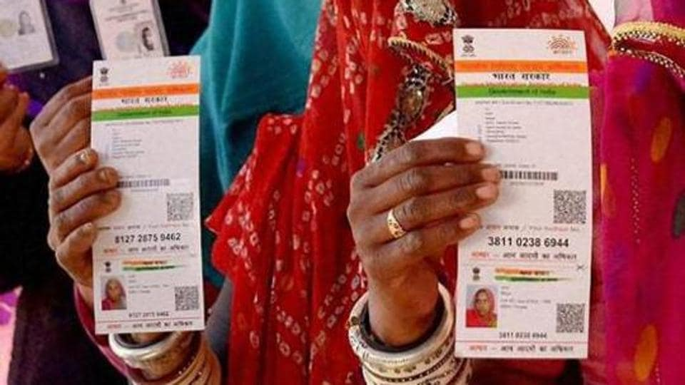 Aadhaar Card,PAN Card,Income Tax