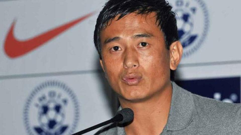 Bhaichung Bhutia was axed as the chairman of the AIFF technical committee.