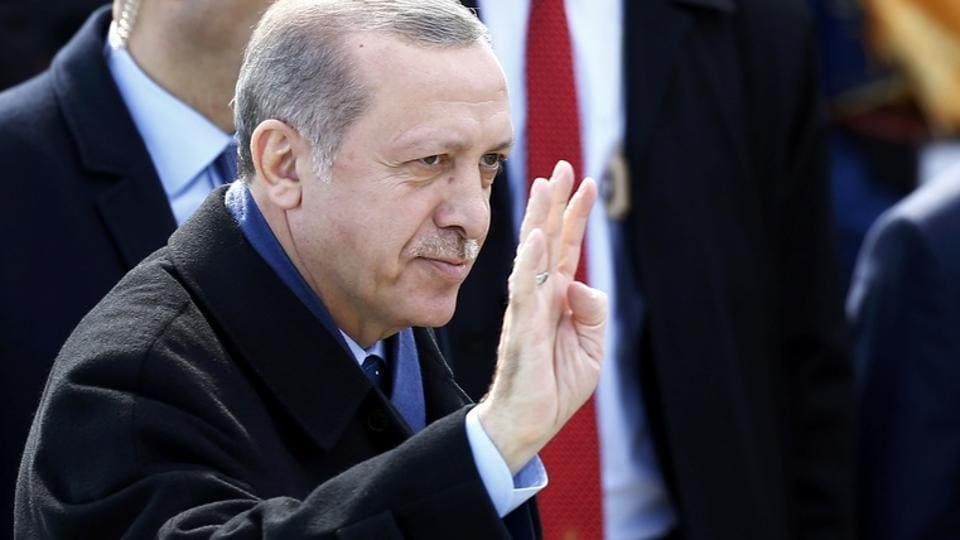 Erdogan,Turkey president,Nazi taunts