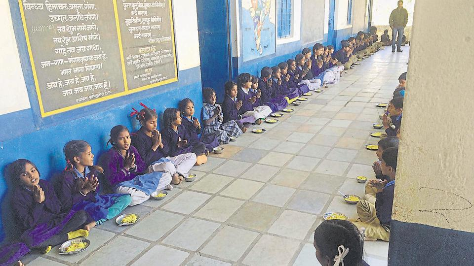 HRD minister Prakash Javadekar  said all beneficiaries will get mid-day meal and the government will ensure that all the beneficiaries get the 12-digit unique identification number also.
