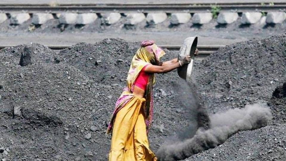 Competition Commission today slapped a fine of Rs 591 crore on state-owned Coal India for having unfair conditions in fuel supply agreements.