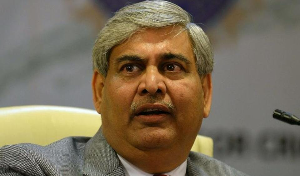 ICC chief Shashank Manohar  has deferred his decision to step down as the International Cricket  Council chairman following the executive board's resolution.