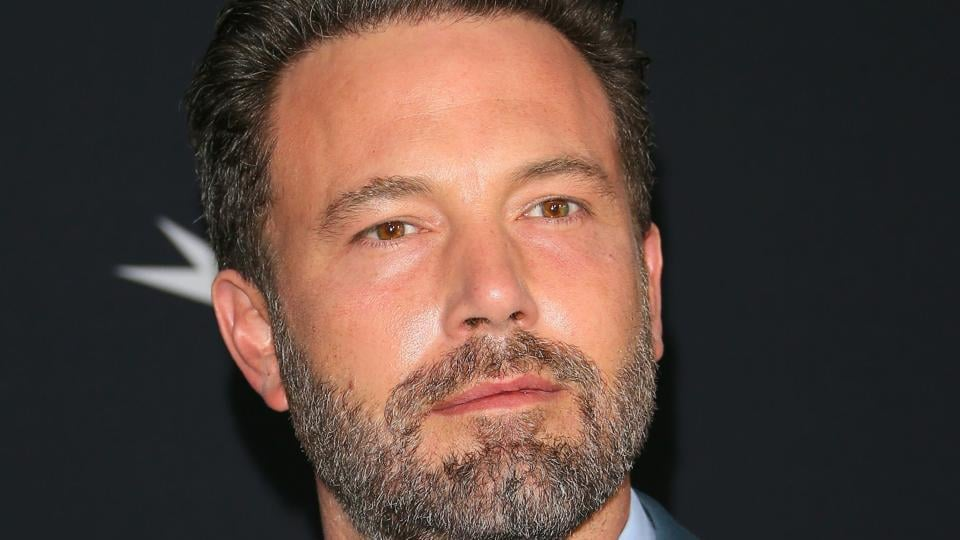 This file photo taken on October 10, 2016 shows Ben Affleck at the the Warner Bros. Premiere The Accountant in Hollywood, California.
