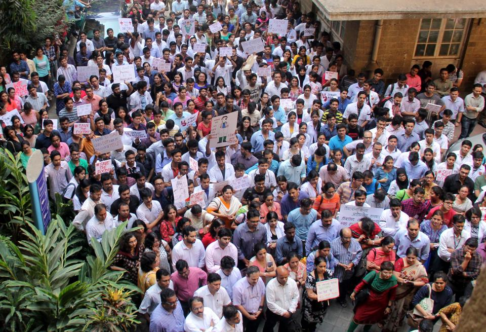 Maharashtra resident doctors