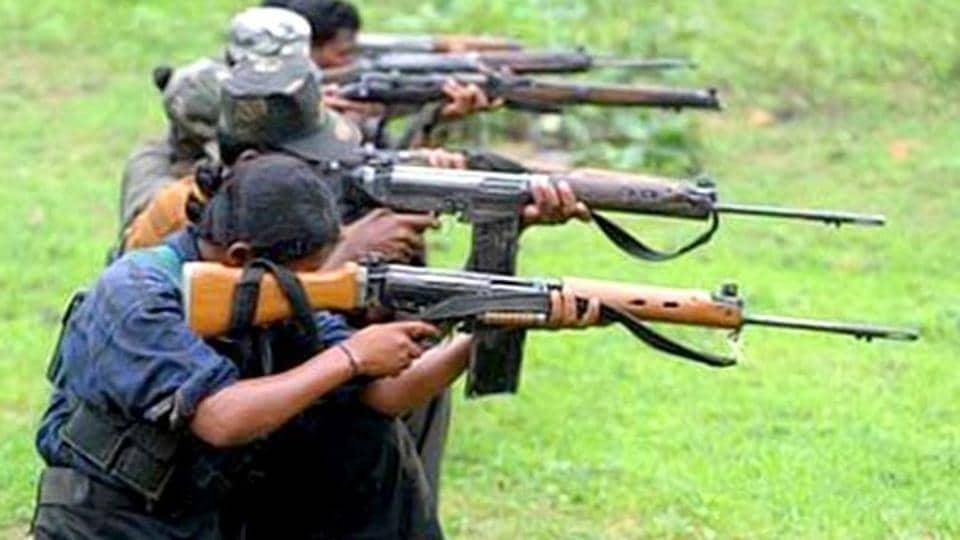 According to a MHA report Maoists still hold sway in at least 14 districts of Jharkhand