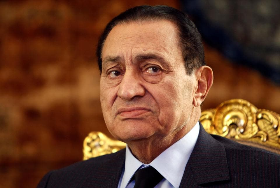 Mubarak was sentenced to life in 2012, but the charges against him were dismissed two years later.