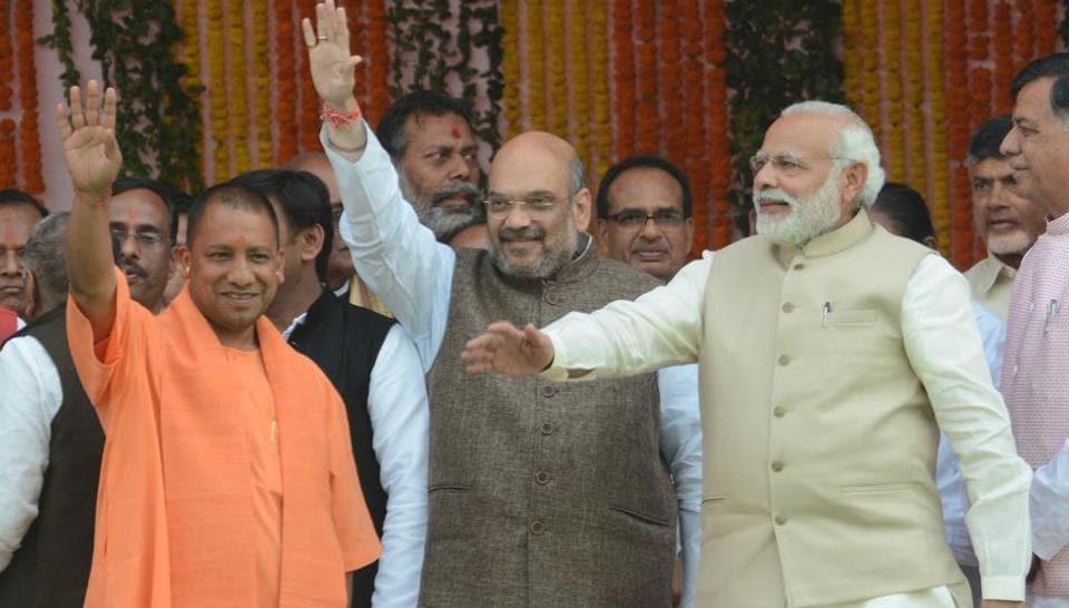 The New York Times,Prime Minister Narendra Modi,Yogi Adityanath