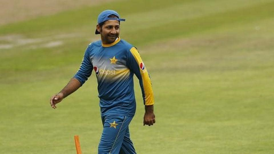 West Indies vs Pakistan,Sarfraz Ahmed,Pakistan national cricket team