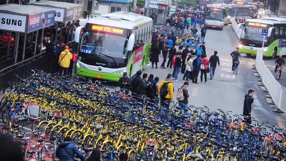 Beijing,Driverless subway line,China
