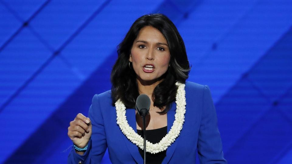 Tulsi Gabbard, the first Hindu lawmaker in US Congress, has expressed concern over a series of hate crimes against Indian-Americans.