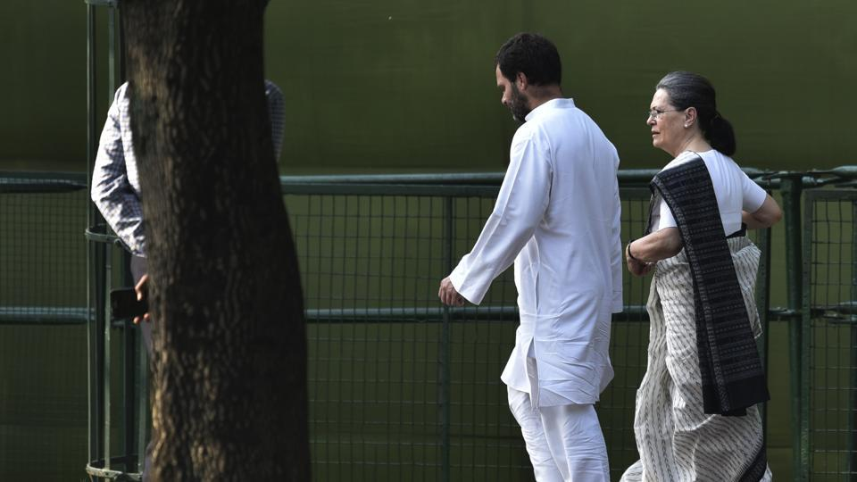 Congress president Sonia Gandhi has not been keeping well for quite some time and has entrusted all party work to Rahul Gandhi for a few months now.
