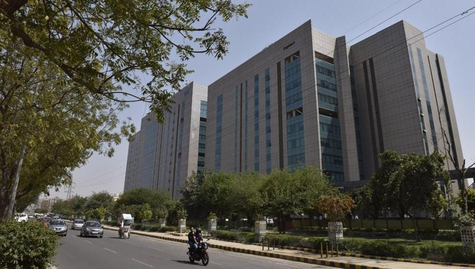 Cognizant office in Sector 48, Gurgaon.