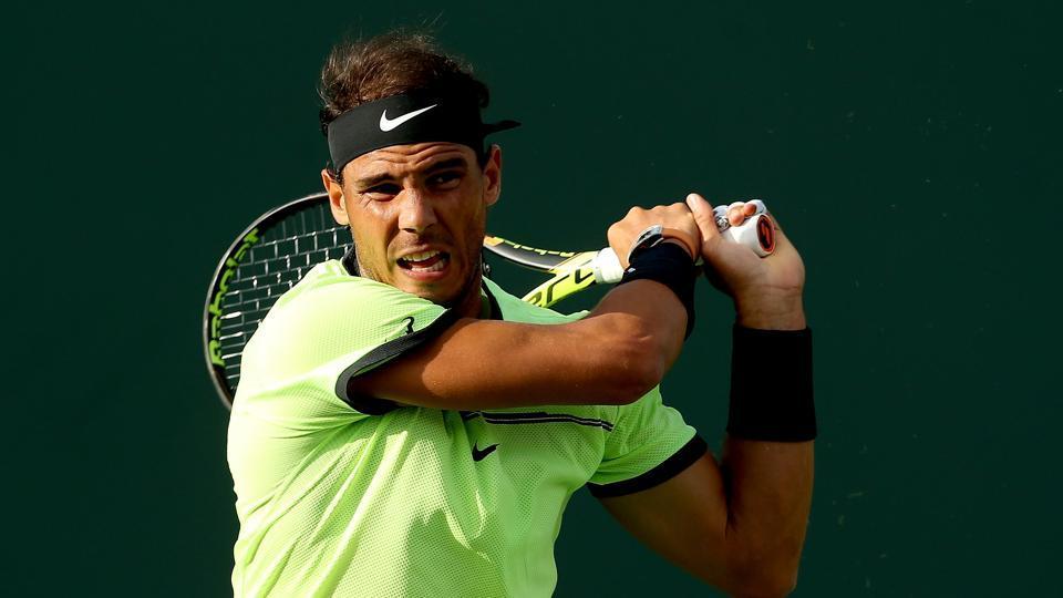 Rafael Nadal,Dudi Sela,Miami Open