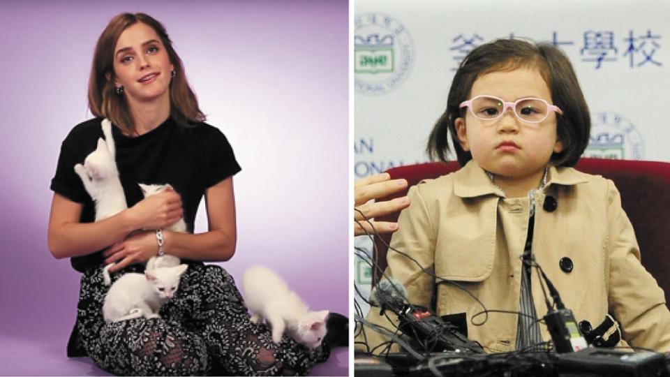 Emma Watson,Buzzfeed interviews,kittens