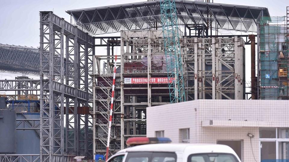 Therman power plant,China,Infrastructure