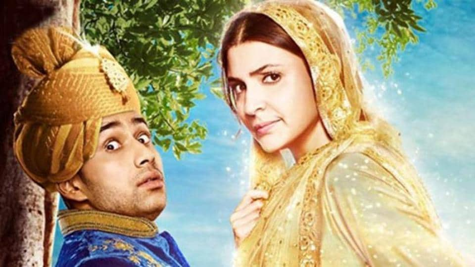 Anushka Sharma plays a spirited ghost in Phillauri.