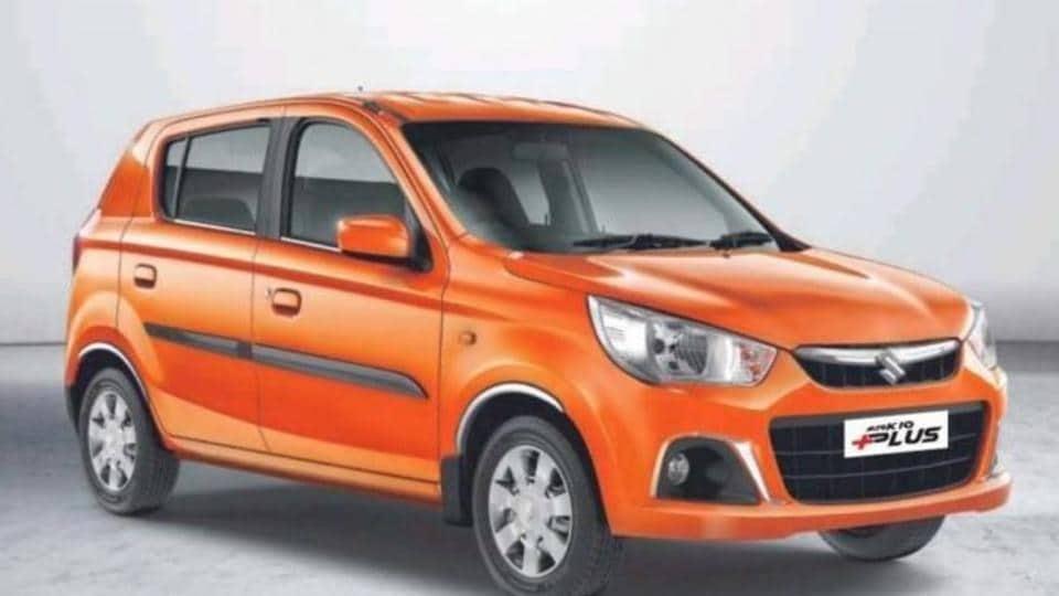 Maruti Suzuki launched a special edition of its Alto K10 Plus.