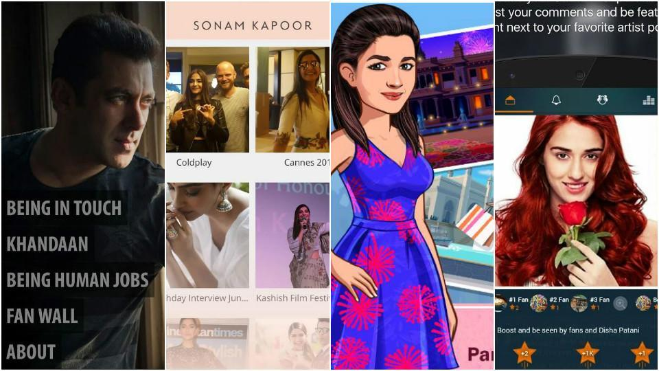 Mobile Games,Bollywood,Emojis