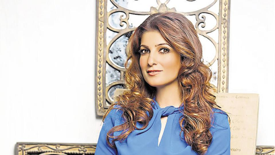 Twinkle Khanna is producing a film called Pad Man about menstruation and sanitary pads.