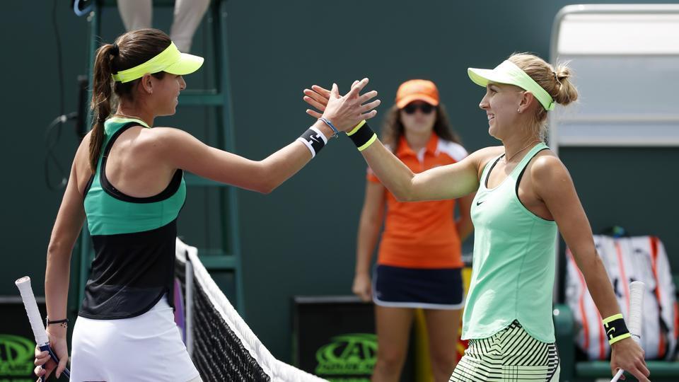 Elena Vesnina stunned by world No. 594 Ajla Tomljanovic at ...