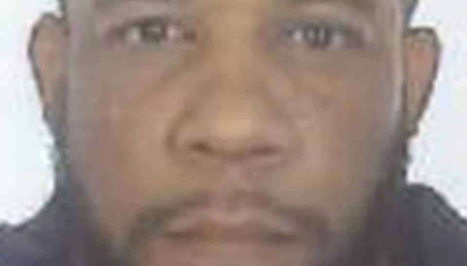 A handout photograph released by the Metropolitan Police shows a mugshot of Khalid Masood.