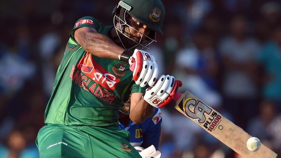 Sri Lanka vs Bangladesh,Tamim Iqbal,Shakib al Hasan