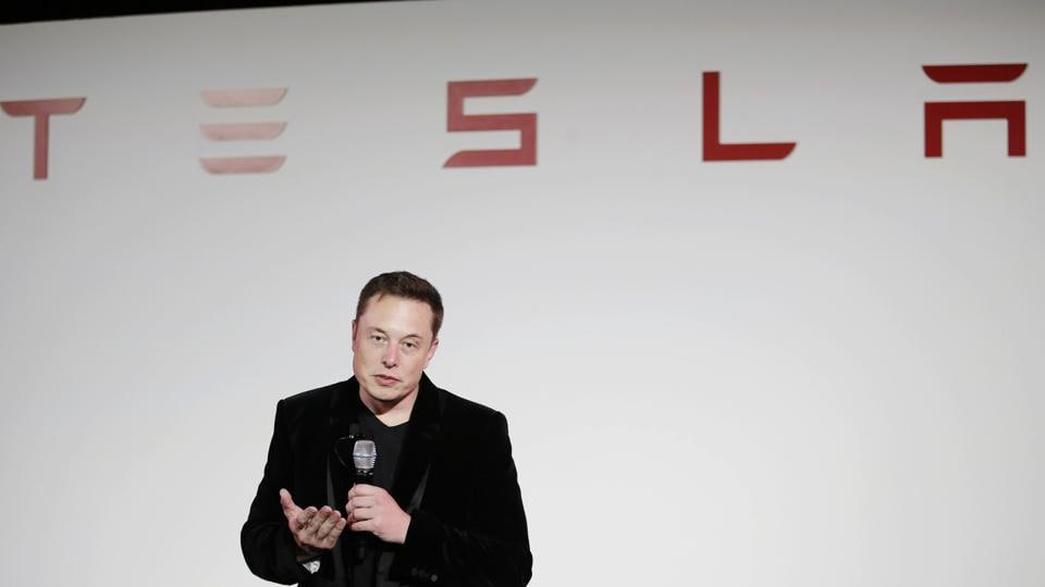 Elon Musk, CEO of Tesla Motors Inc., said the company will start accepting orders for Solar roof shingles in April.