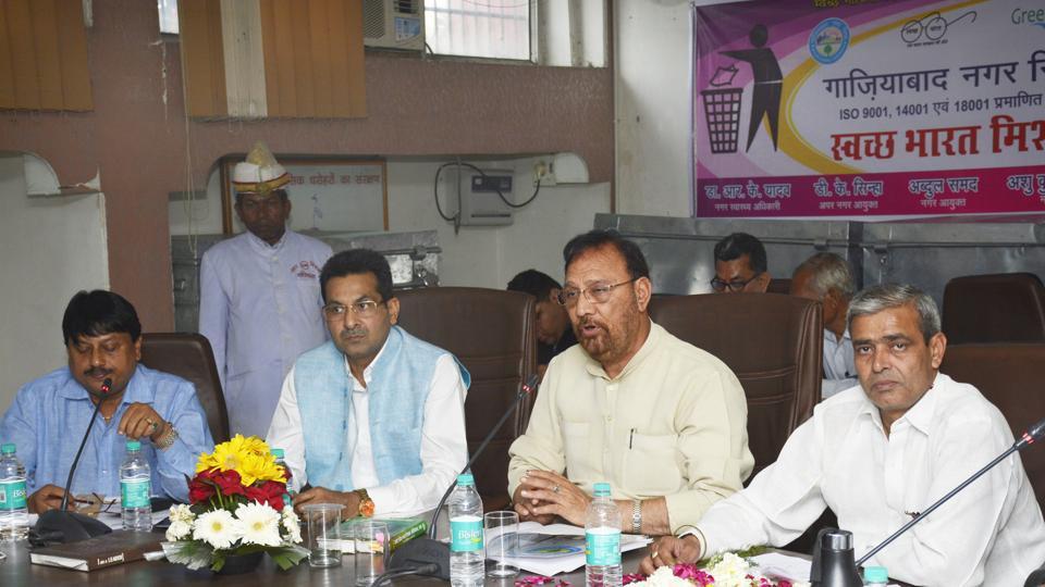 Ghaziabad,municipal corporation,BJP