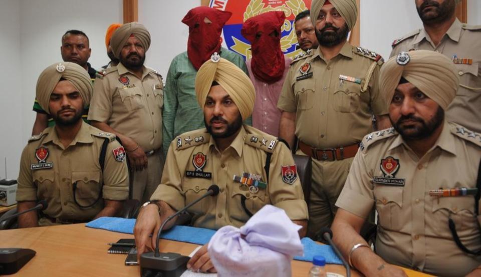 Jalandhar police,drugs,Punjab