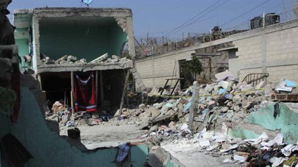Cairo suburb,Blast,Egypt's Interior Ministry