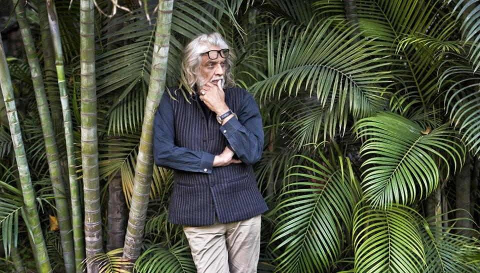 Artiste and filmmaker Muzaffar Ali in New Delhi. The 72-year-old is the curator of Jahan-e-Khusrau, a Sufi music festival that he started in 2001. It returns to Delhi for its 12th edition this weekend.