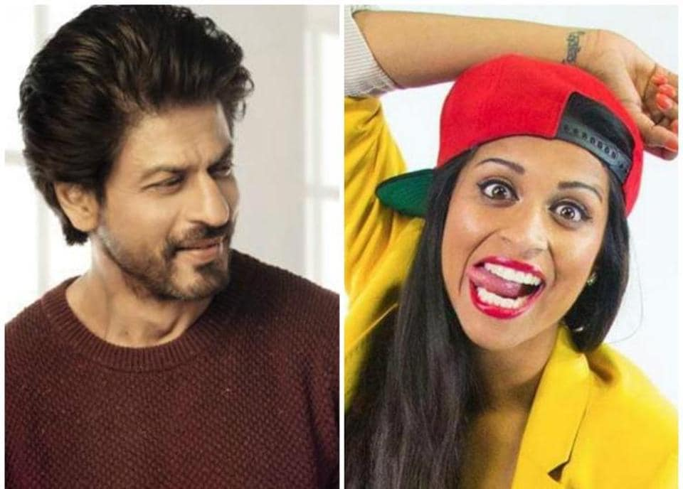 Shah Rukh Khan will be holding a private session with YouTube star Lillly Singh for his children.