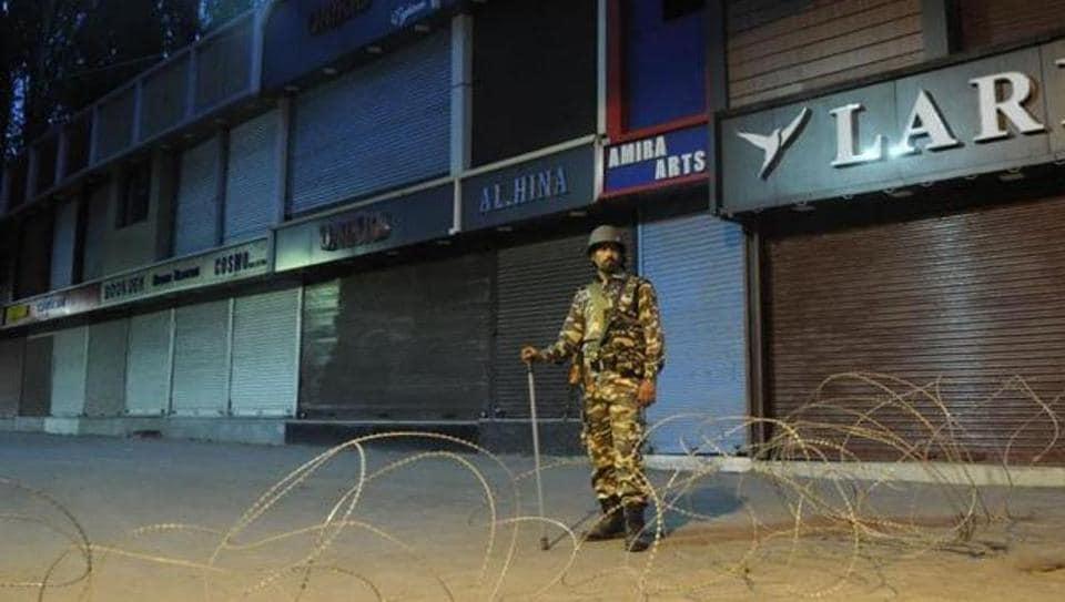 Jammu and Kashmir minister,Anantnag firing,Farooq Abdrabi